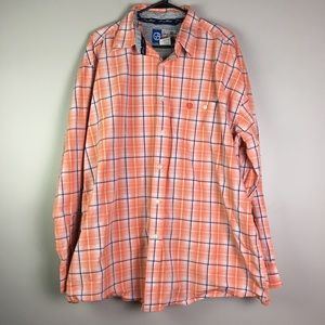 Wrangler George Straight Button Up XXL